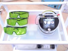 中台寿一歯科医院 設備紹介 ePic 歯科用半導体レーザー