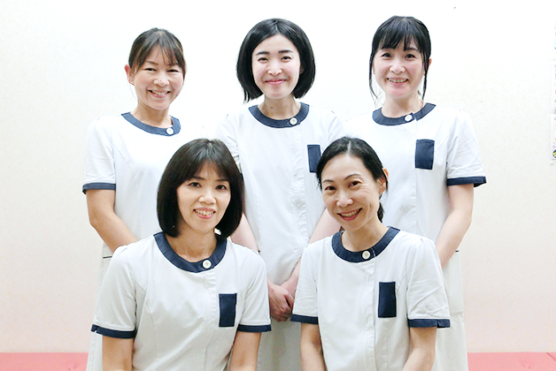 中台寿一歯科医院 スタッフ写真